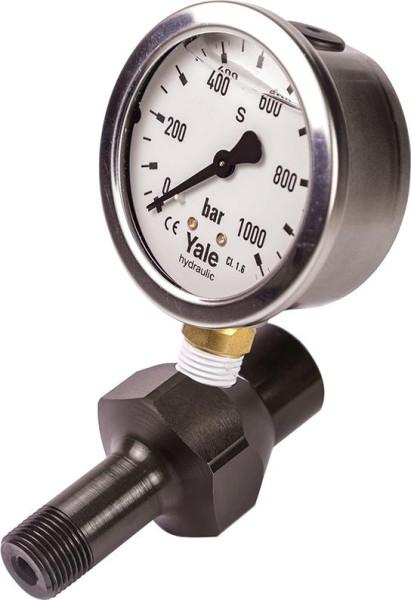 GYA-63 Manometersatz mit Manometer