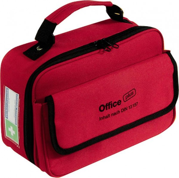 Verbandtasche Office Plus, rot