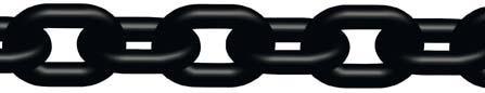 Anschlagkette EN818-2 D 6mm, P18mm