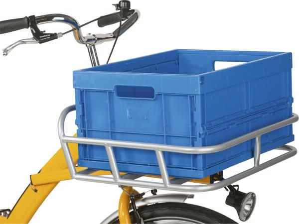 Faltbox für Vorderrad-Gepäckträger 47,5x35,5cm