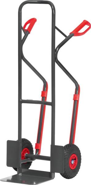 Stahlrohrkarre B1330L7016300kg,Schau. 250x320,Luft