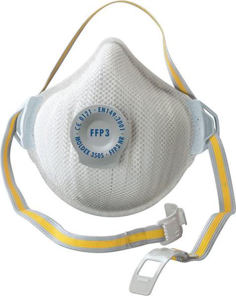 Atemschutzmaske 3505, Klimaventil,FFP3 NR