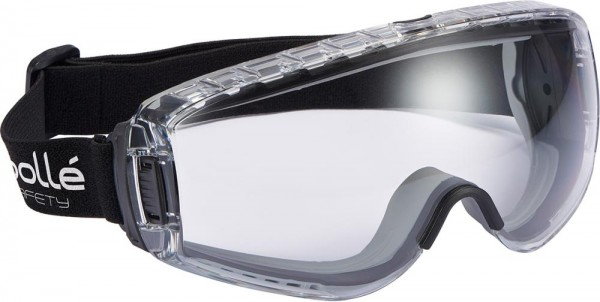 Vollsichtbrille Pilot, klar