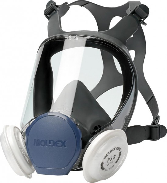 Mehrwegvollmaske Easylock9002,f.Serie 9000, Gr. M