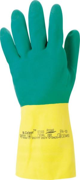 Handschuh Bi-Color 87-900, Gr. 9,5-10