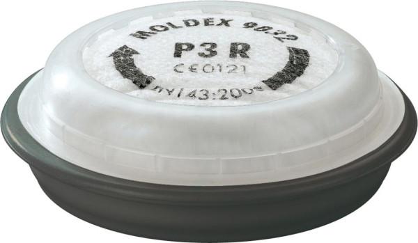 Partikelfilter P3R + Ozonunter Grenzwert