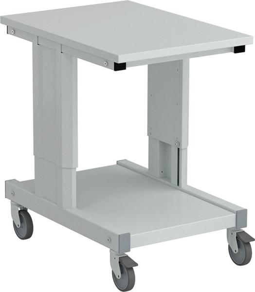 ESD-Concept-Wagen mit leitfähigen Rollen