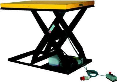 Hubtisch 500 kg Plattform HIW1.0EU