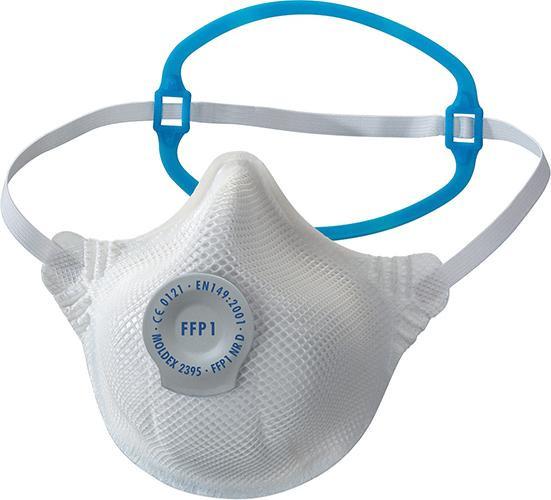 Atemschutzmaske 2495 SoloBand,Ventil,FFP2 NR D