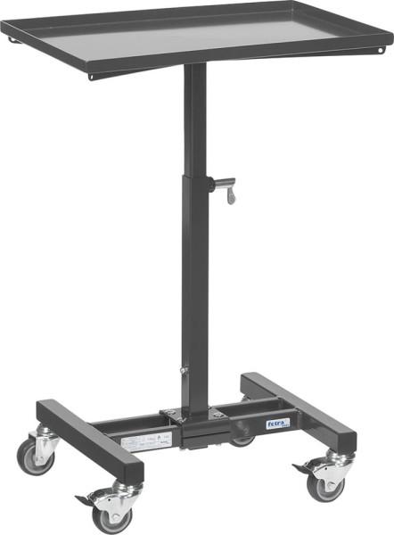 Materialständer grau 720-970 mm 150 kg