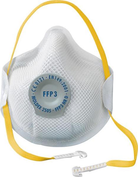 Atemschutzmaske 2505 Ventil, FFP3 NR D