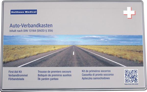 Verbandkasten Kfz Klassik, DIN 13164