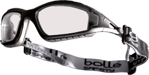 Brille Tracker, klar
