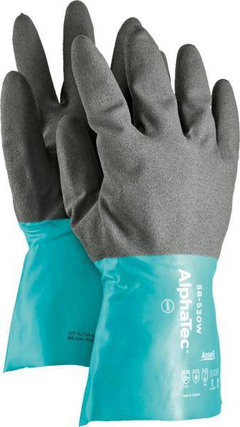 Handsch. AlphaTec 58-530,305 mm, Gr. 11